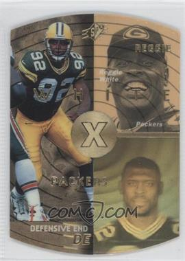 1998 SPx - [Base] - Grand Finale #19 - Reggie White