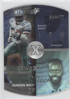 1998 SPx - [Base] - Silver #12 - Emmitt Smith