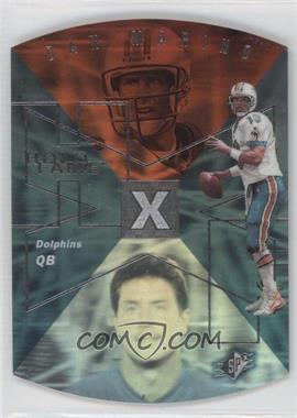 1998 SPx [???] #HF9 - Dan Marino