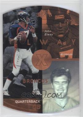 1998 SPx Bronze #14 - John Elway