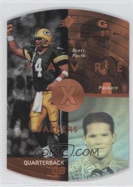 1998 SPx Bronze #18 - Brett Favre