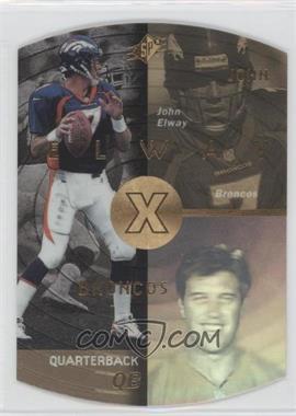 1998 SPx Gold #14 - John Elway