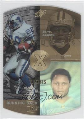 1998 SPx Gold #17 - Barry Sanders