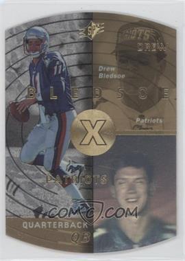 1998 SPx Gold #27 - Drew Bledsoe