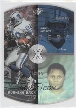 1998 SPx Silver #17 - Barry Sanders