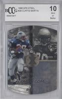 Curtis Martin [ENCASED]