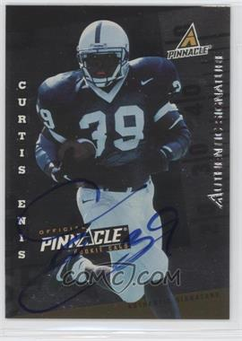 1998 Score Rookie Authentic Signature #CUEN - Curtis Enis /500