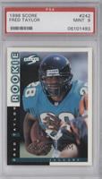 Fred Taylor [PSA 9]