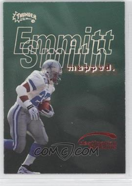 1998 Skybox Thunder Destination Endzone #13 DE - Emmitt Smith