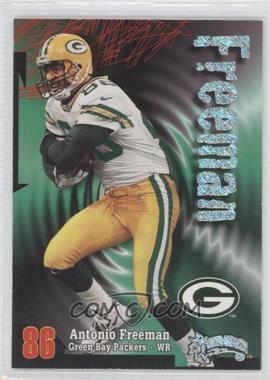 1998 Skybox Thunder Rave #108 - Antonio Freeman /150