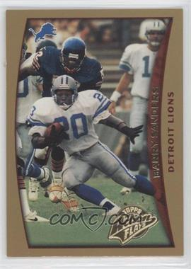 1998 Topps Action Flats #K7 - Barry Sanders