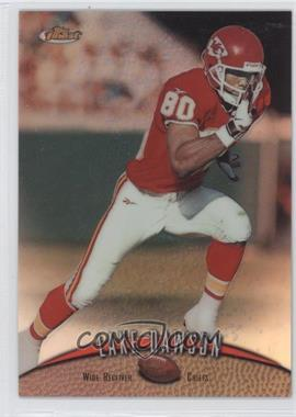 1998 Topps Finest - [Base] - No Protector Refractor #83 - Lake Dawson