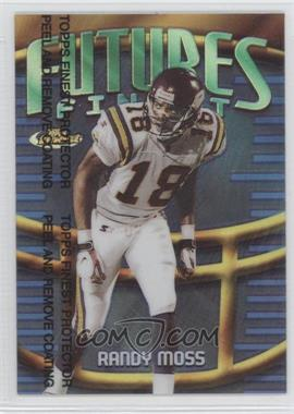 1998 Topps Finest Future's Finest Refractor #F13 - Randy Moss /75