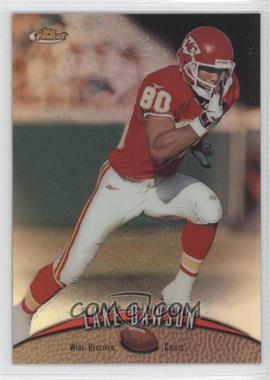 1998 Topps Finest No Protector Refractor #83 - Lake Dawson