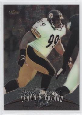 1998 Topps Finest No Protector #72 - Levon Kirkland
