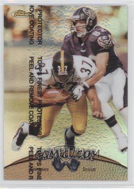 1998 Topps Finest Refractor #212 - Carnell Lake