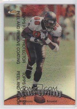 1998 Topps Finest Refractor #52 - Horace Copeland