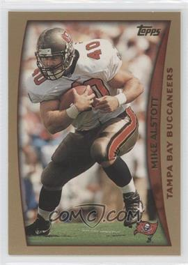 1998 Topps Pre-Production #PP1 - Mike Alstott
