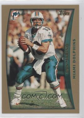 1998 Topps Pre-Production #PP5 - Dan Marino