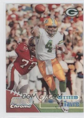 1998 Topps Stadium Club Chrome Refractor #SCC20 - Brett Favre