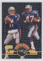 Drew Bledsoe, Robert Edwards