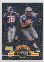 Tony Simmons, Terry Glenn