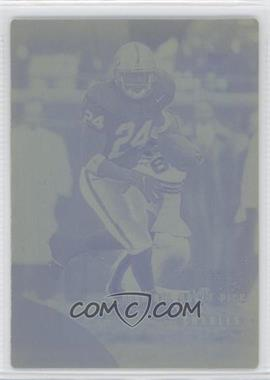 1998 Topps Stadium Club Printing Plate Magenta #190 - Charles Woodson /1