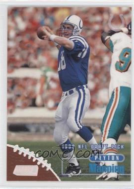 1998 Topps Stadium Club #195 - Peyton Manning