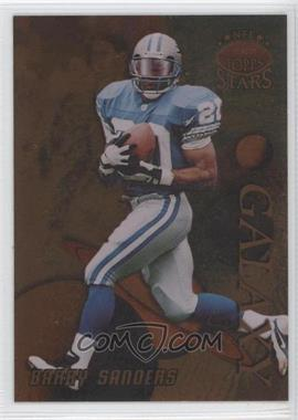 1998 Topps Stars Galaxy Bronze #G2 - Barry Sanders /100