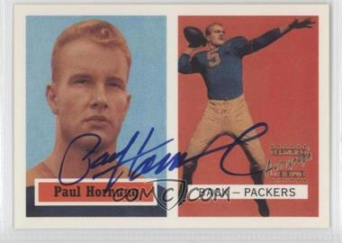 1998 Topps Stars Rookie Reprints Autographs [Autographed] #5 - Paul Hornung