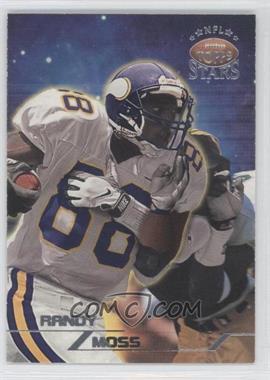 1998 Topps Stars Silver #66 - Randy Moss /3999