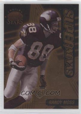 1998 Topps Stars Supernovas Bronze #S4 - Randy Moss /100
