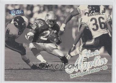 1998 Ultra - [Base] - Platinum Medallion #92P - Curtis Martin /98