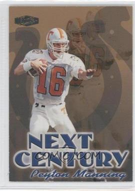 1998 Ultra Next Century #2 NC - Peyton Manning