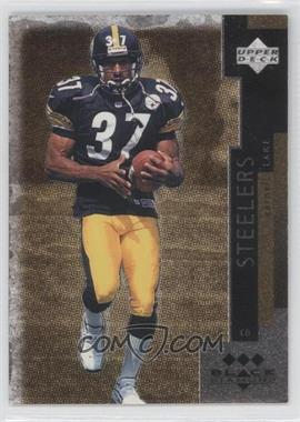 1998 Upper Deck Black Diamond - [Base] - Triple Diamond #98 - Carnell Lake