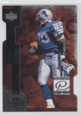 1998 Upper Deck Black Diamond - Premium Cut - Double Diamond #PC5 - Barry Sanders