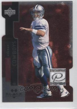 1998 Upper Deck Black Diamond Premium Cut Double Diamond #2 - Troy Aikman