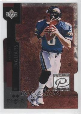 1998 Upper Deck Black Diamond Premium Cut Double Diamond #21 - Mark Brunell