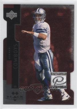 1998 Upper Deck Black Diamond Premium Cut Double Diamond #PC2 - Troy Aikman