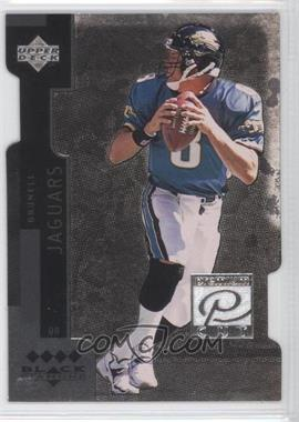 1998 Upper Deck Black Diamond Premium Cut Quadruple Diamond #PC21 - Mark Brunell