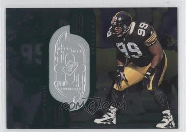 1998 Upper Deck SPx Finite - [Base] #69 - Levon Kirkland /7600
