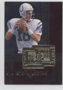 1998 Upper Deck SPx Finite Radiance #287 - Peyton Manning /3600