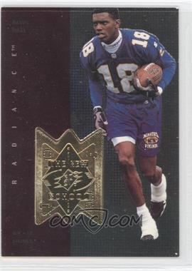 1998 Upper Deck SPx Finite Radiance #321 - Randy Moss /850