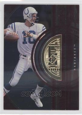1998 Upper Deck SPx Finite Radiance #351 - Peyton Manning /900