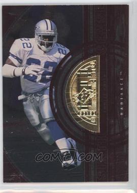 1998 Upper Deck SPx Finite Radiance #360 - Emmitt Smith /900