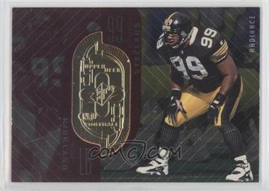 1998 Upper Deck SPx Finite Radiance #69 - Levon Kirkland /3800