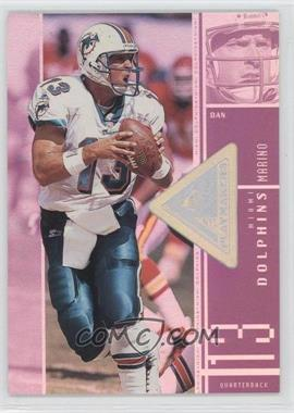 1998 Upper Deck SPx Finite Spectrum #103 - Dan Marino /1375