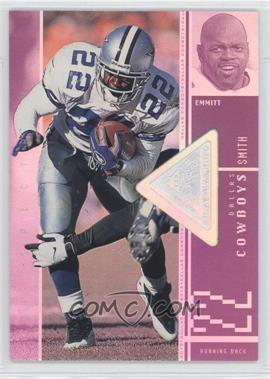 1998 Upper Deck SPx Finite Spectrum #113 - Emmitt Smith /1375