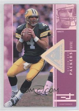 1998 Upper Deck SPx Finite Spectrum #94 - Brett Favre /1375