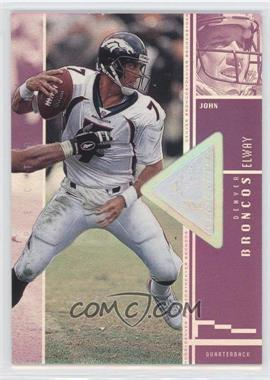 1998 Upper Deck SPx Finite Spectrum #97 - John Elway /1375